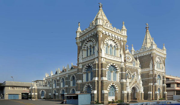Famous Pilgrimages in Mumbai