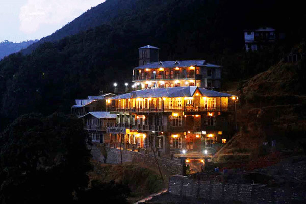 Top Resorts In Nainital