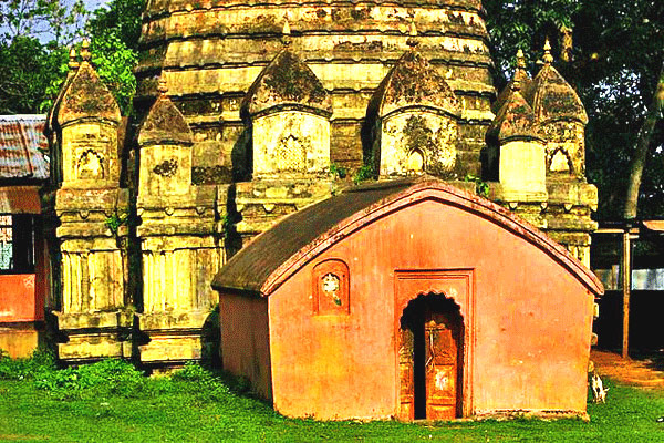 Popular Hindu Temples in North East India