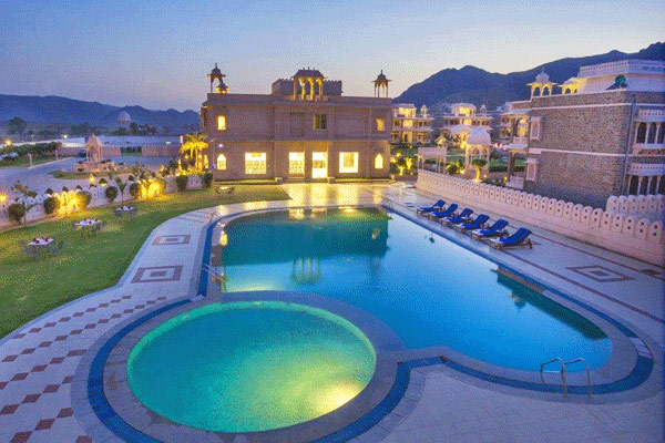 Popular Heritage Hotels in Pushkar