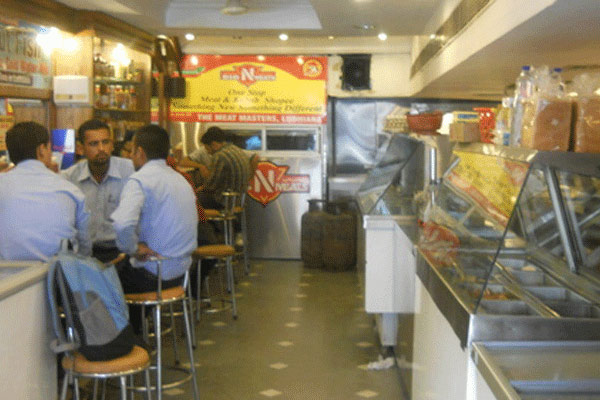 Famous Restaurants In Ludhiana