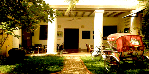 Popular Cafés in Pondicherry