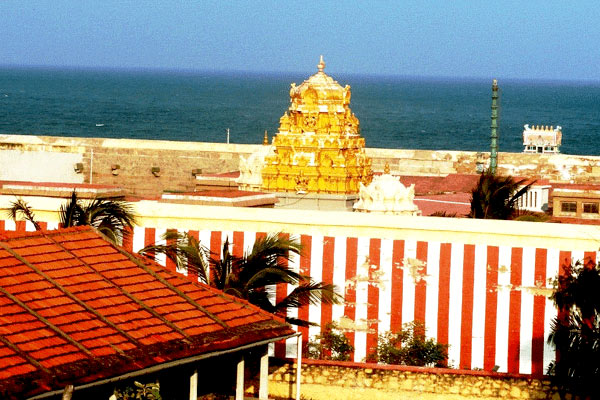 Popular Religious Places in Kanyakumari