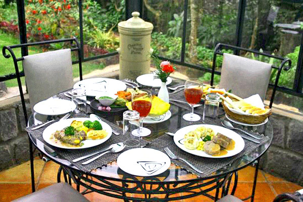 Top Restaurants in Ooty