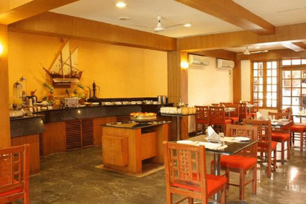 Top Restaurants in Mahabalipuram