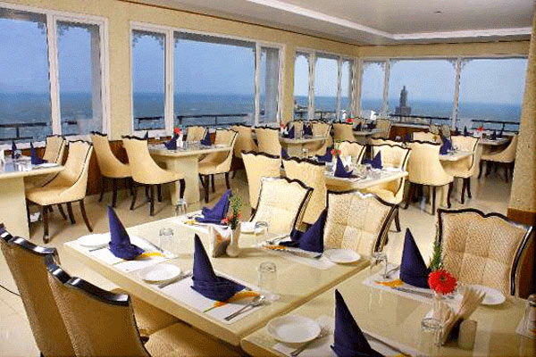 Top Restaurants in Kanyakumari