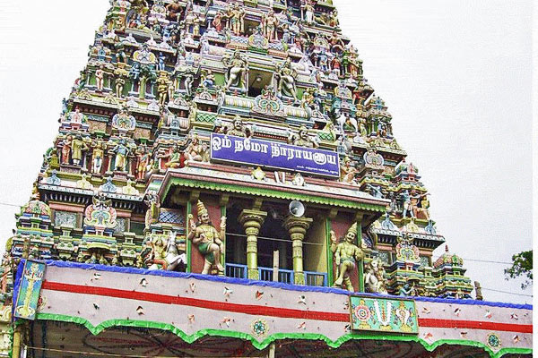 Famous Tourist Places in Madurai