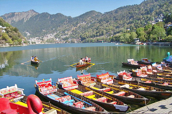 Top 6 Lakes In Nainital
