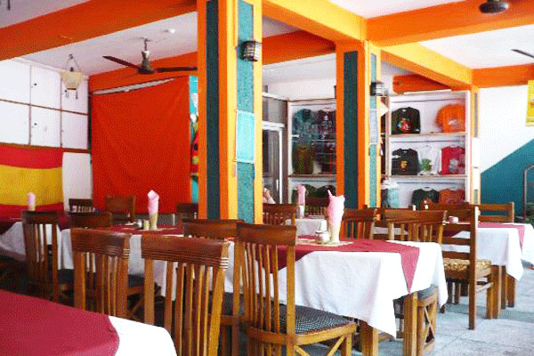 Top Restaurants in Rishikesh