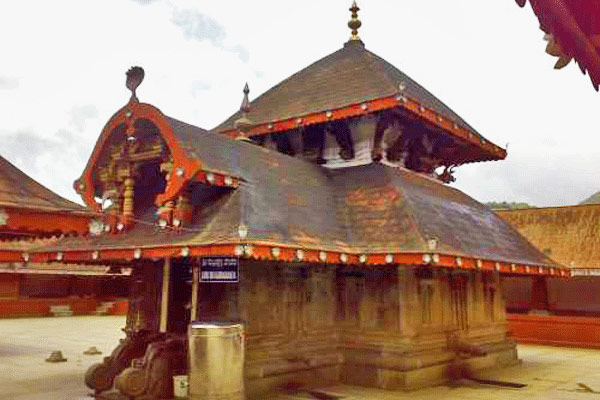 Popular Religious Places in Coorg