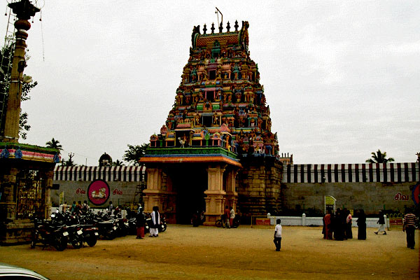Top Temples in Coimbatore