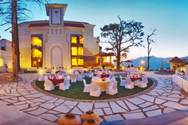 Top Resorts in Mussoorie
