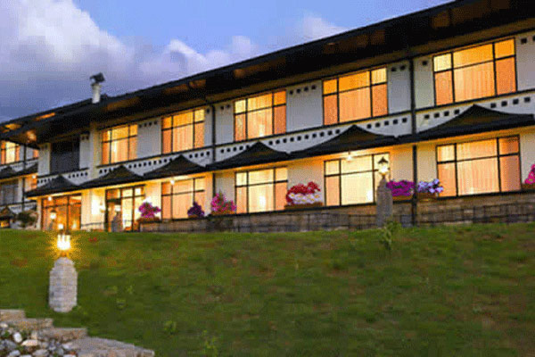 Top Luxury Resorts in Pelling