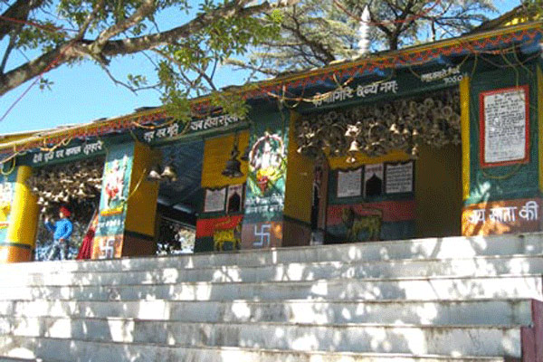 Popular Temples in Ranikhet