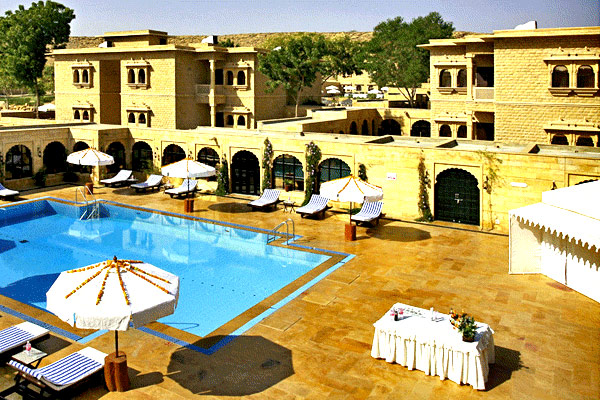 Top Luxury Hotels in Jaisalmer