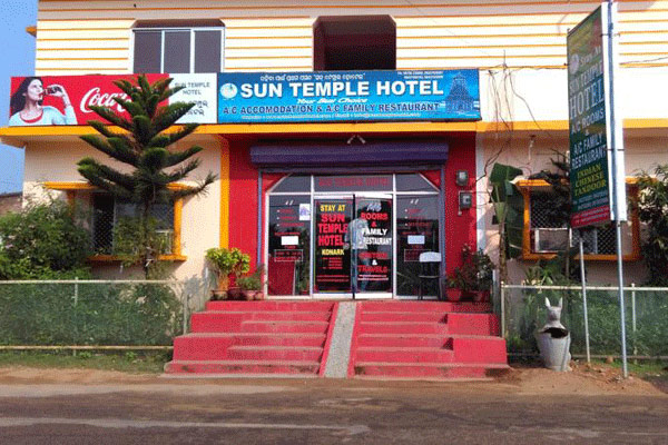 Top Budget Hotels In Konark
